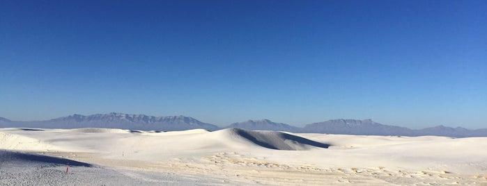 White Sands National Park is one of Lillian 님이 저장한 장소.