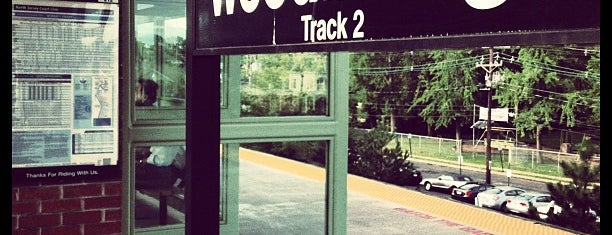 NJT - Woodbridge Station (NJCL) is one of Been Here.