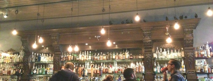 Blackbird Bar is one of SF Sipping.