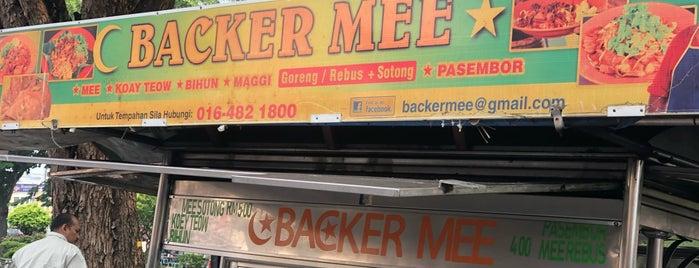 Backer Mee is one of Penang | Eats.