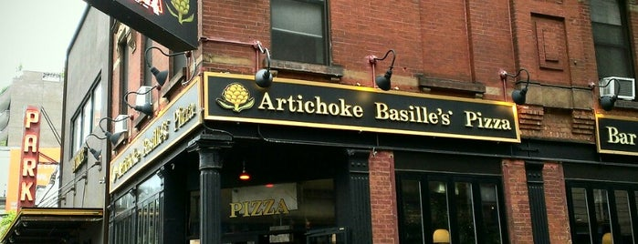 Artichoke Basille's Pizza & Bar is one of Best Places in NYC.