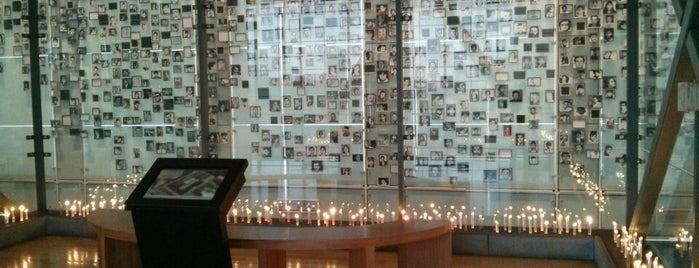 Sala Ausencia y Memoria is one of Roberto 님이 좋아한 장소.