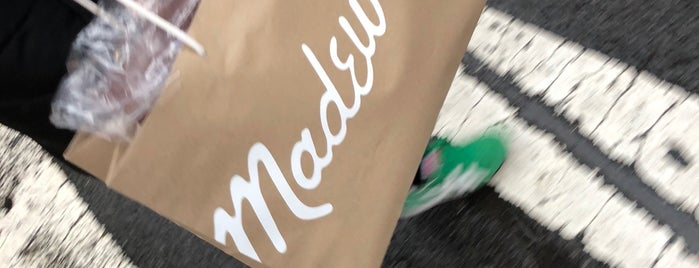 Madewell is one of Place to buy (Vegan).