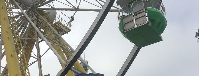 Ferris Wheel is one of Tempat yang Disimpan Queen.