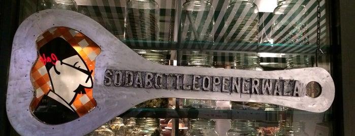 SodaBottleOpenerWala is one of Places We Love.