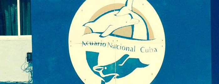 Acuario Nacional De Cuba is one of Havana.