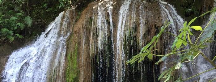 Cachoeiras do Rio do Peixe is one of Dade: сохраненные места.