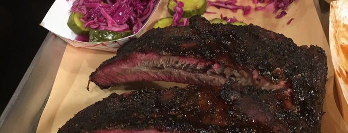 Izzy's Brooklyn Smokehouse is one of The 20 Best BBQ Joints in NYC.