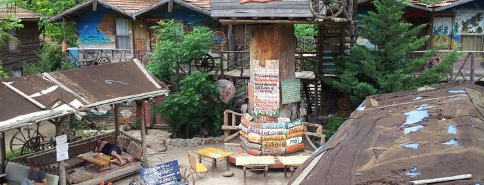 Kadir's Tree Houses is one of Küçük ve Butik Oteller Türkiye.