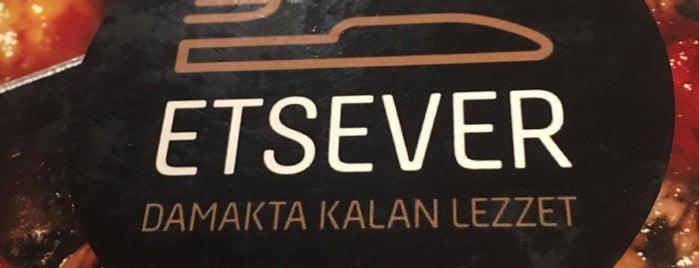 Etsever is one of TARIK'ın Beğendiği Mekanlar.