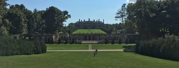 Castle Hill is one of Massachusetts.