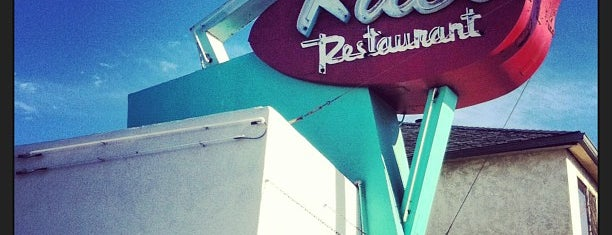 Rae's Diner is one of Pacific Old-timey Bars, Cafes, & Restaurants.