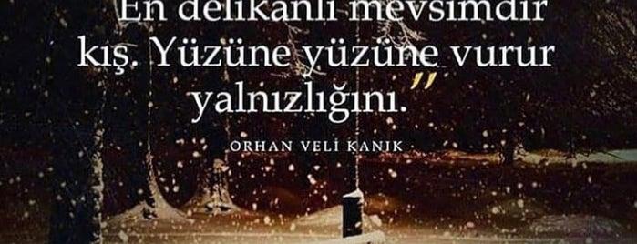 Kahveland is one of Serkan : понравившиеся места.