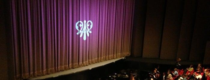 Krannert Center For The Performing Arts is one of Orte, die Dawn gefallen.