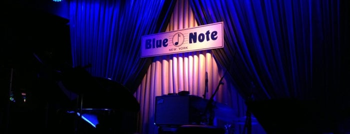 Blue Note is one of Music Arts & Culture.