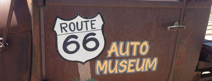 Route 66 Resturant is one of New Mexico Adventure.