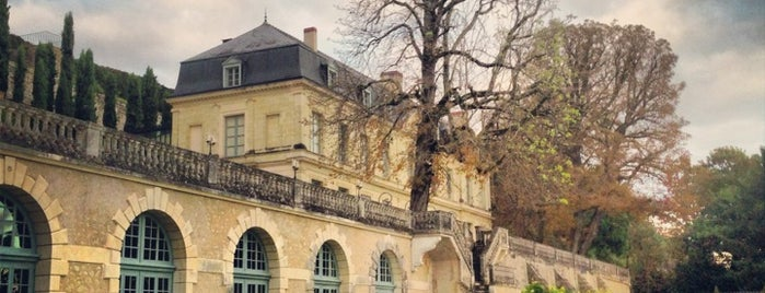 Domaine Des Bidaudières is one of Aleksandar : понравившиеся места.
