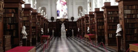 Wren Library Trinity College is one of Books everywhere I..