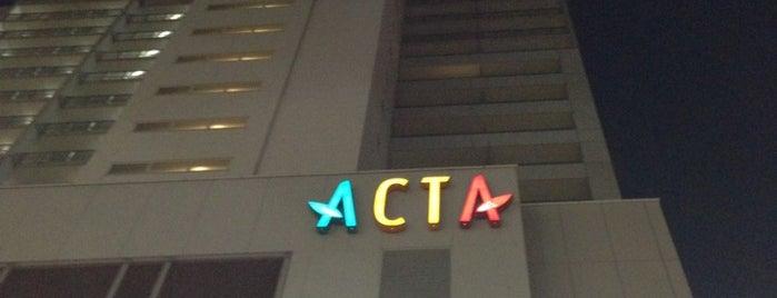 ACTA Nishinomiya is one of Lieux qui ont plu à yåsü.