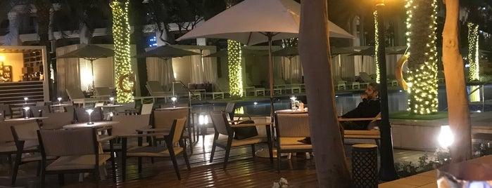 Buhayra Lounge is one of Tempat yang Disukai Op Dr.