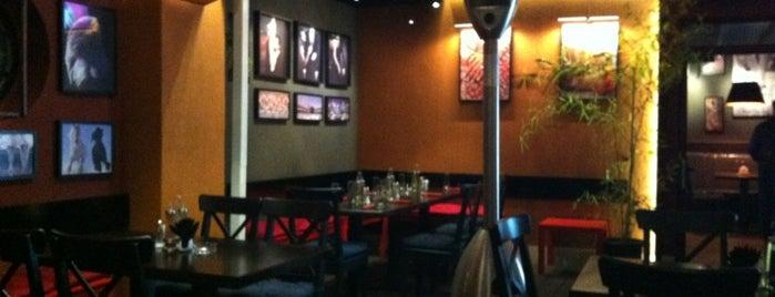 Graphite is one of Restaurants.