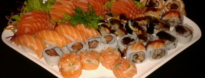 Toshiro Sushi is one of Alexandre 님이 저장한 장소.