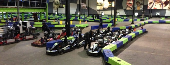 Andretti Indoor Karting & Games Roswell is one of Roswell, GA.
