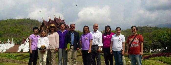 Royal Park Rajapruek is one of Thailand.