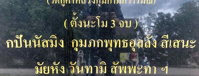 วัดเจดีย์เหลี่ยม เวียงกุมกาม is one of Thaïlande.