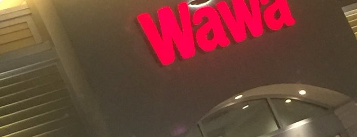 Wawa is one of Lieux qui ont plu à Tammy.