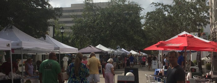Downtown Bradenton Farmers Market is one of Florida Highlights.