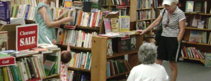 Stevens Book Shop is one of RDU Baton - Raleigh Favorites.