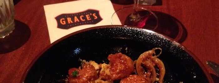 Grace's is one of Houston.