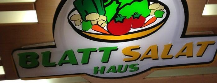 Blatt Salat Haus is one of Dame de tragar, Bartola!.