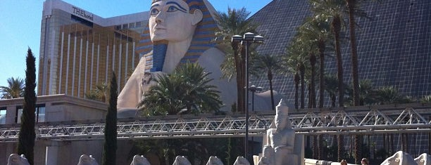 Luxor Hotel & Casino is one of All-time favorites in United States (Part 2).