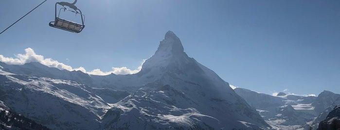 Eisfluh is one of Zermatt.