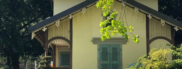 Parc des Cropettes is one of Genève 🇨🇭.