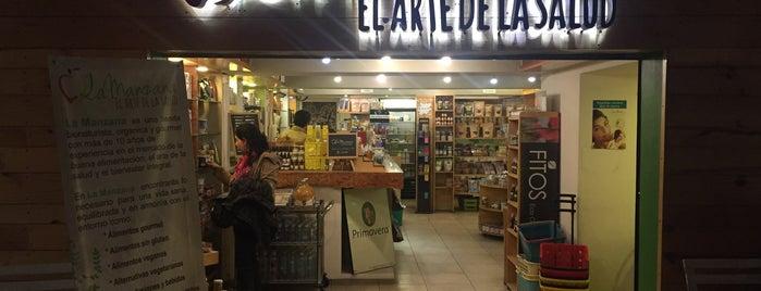 La Manzana Gourmet is one of Compras y servicios.
