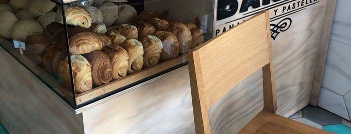 Bakers Panadería y Pastelería is one of CDMX + KCOT.