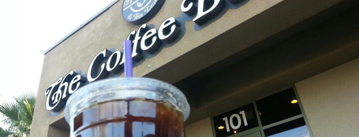 The Coffee Bean & Tea Leaf is one of Vegas Bound Bitches 13'.