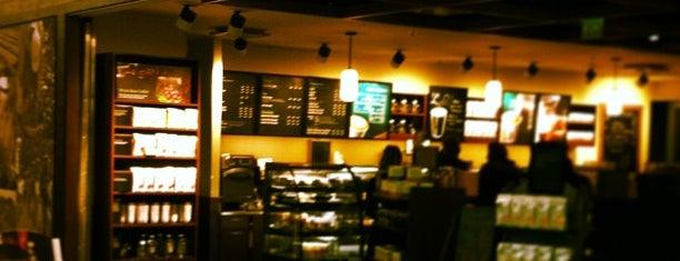 Starbucks is one of Sean : понравившиеся места.