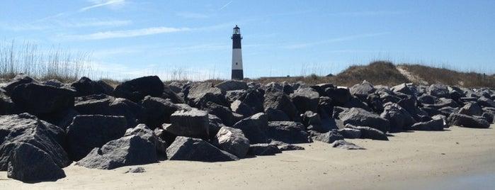 Tybee North Beach is one of Savannah.
