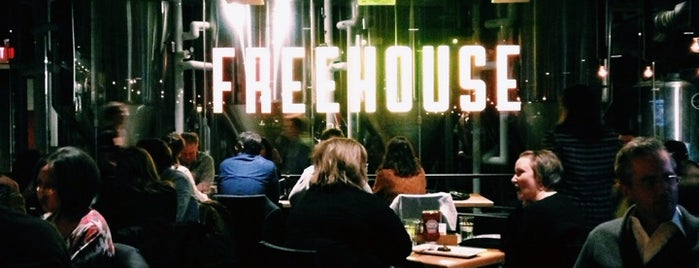 The Freehouse is one of Minneapolis, MN.