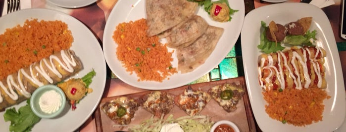 Ranchero Restaurante Mexicano is one of Tempat yang Disukai Ezgi.