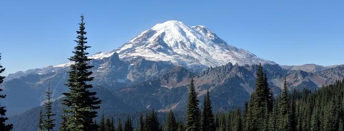 Naches Peak Loop Trail is one of สถานที่ที่ Krzysztof ถูกใจ.