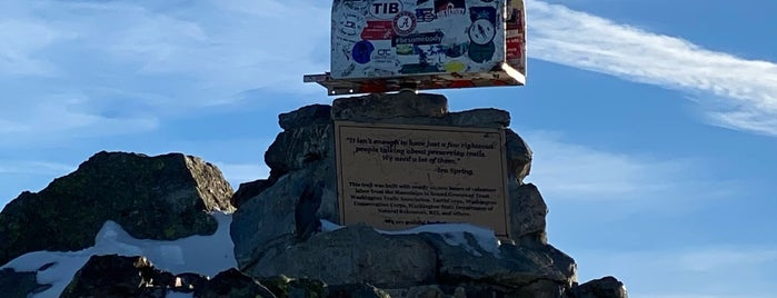 Mailbox Peak Trailhead is one of Pacific Northwest.