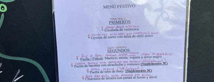 Comida De Olla is one of Nuevis Sutios.