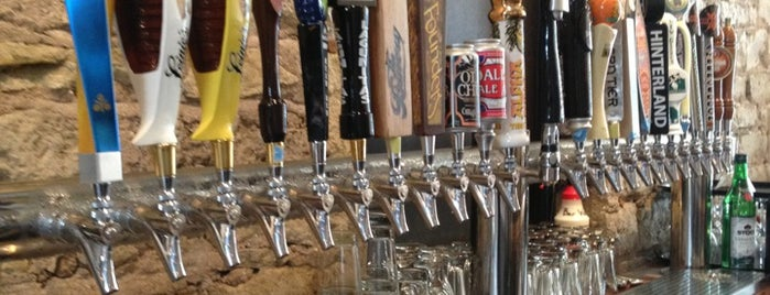 Stone Tap is one of Bars and Restaurants to Check Out.