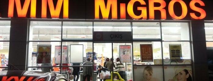 Migros is one of Locais curtidos por Duygu.