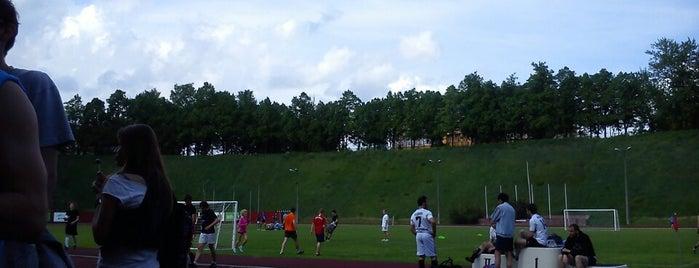 TÜ Staadion is one of Spordisaalid Tartumaal - www.iFit.ee.